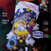 84584 Baby Jesus Stocking Kit