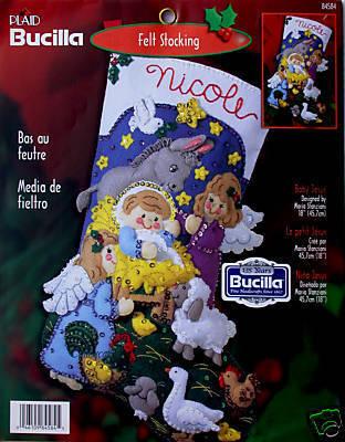 84584 Baby Jesus Stocking Kit