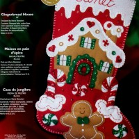 85102 Gingerbread House 3439c