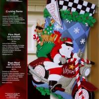 Cruising Santa 86016 - 3285wm