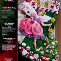Sugar Plum Fairy 85431 - 3310wm