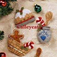 85459 Santa Chef OrnamentsFcwmCC