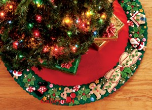85466 Mary's Wreath Tree SkirtFcwm