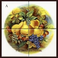 Mixed Fruit TilesFwmL Mural A img598