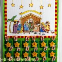 86388FCwm1 Christmas Pageant Nativity Advent Calendar