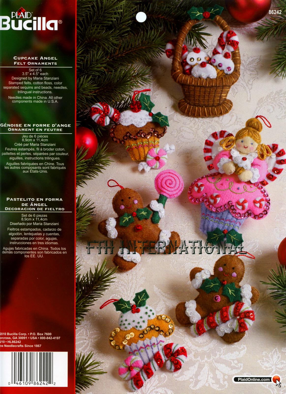 description - Christmas Decoration Kits