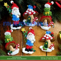 86557FCwmR1 Gnome Ornaments img169