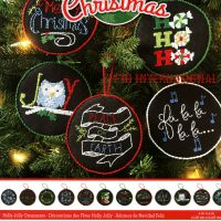 86673FCWMR1 Holly Jolly Ornaments img060