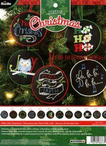 86673FCWMR1 Holly Jolly Ornaments img060