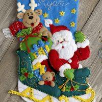 86706FCWMR2 Santas Helper