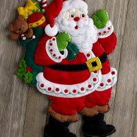 86737FCWMR2 Here Comes Santa